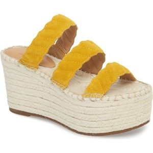 NEW Marc Fisher Rosie Espadrille sz 10M